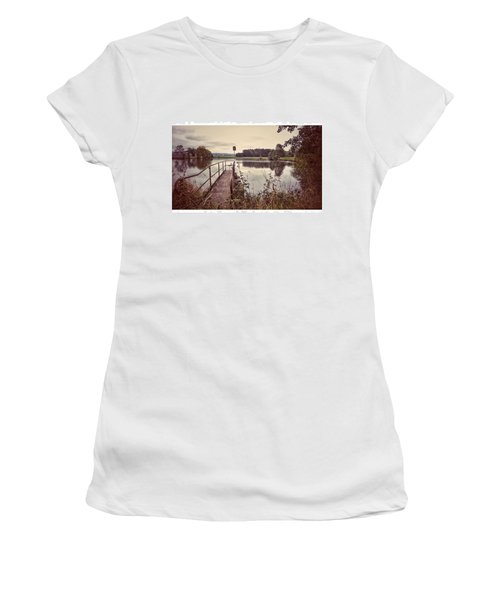 Herbsttage  #herbst #thüringen Women's T-Shirt