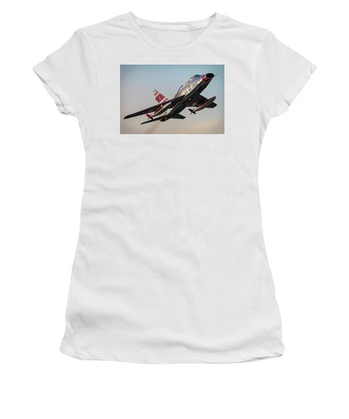 Hi Hun, How Was Your Day? Women's T-Shirt (Athletic Fit)