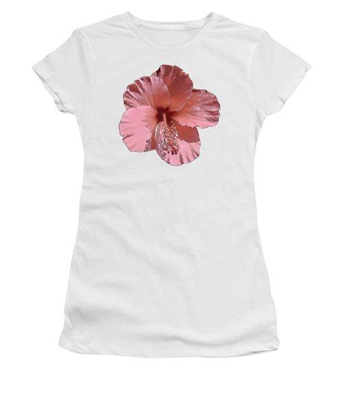 Hibiscus  Flower  Women's T-Shirt