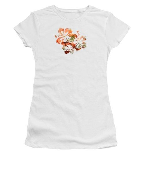 Hibiscus Flowers Women's T-Shirt