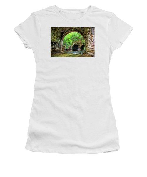 Hidden Gem Women's T-Shirt (Junior Cut) by Jim Lepard