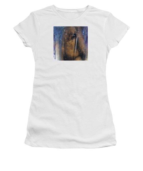 Hidden Horse Women's T-Shirt