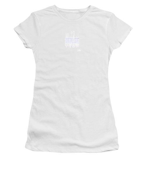 Hiding Place Women's T-Shirt (Athletic Fit)