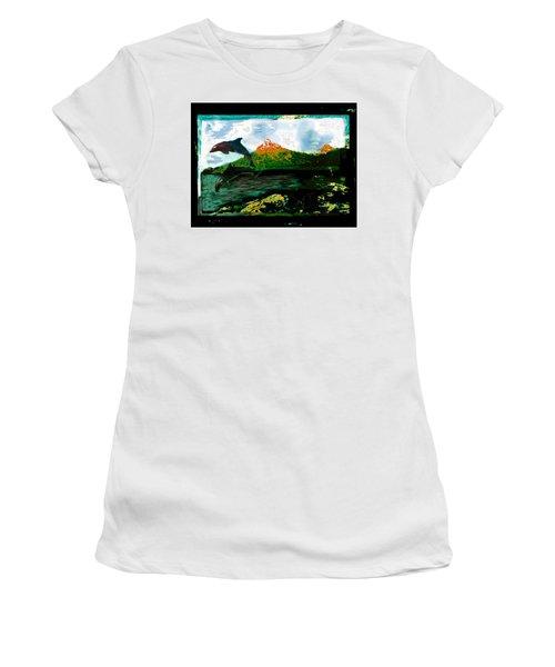 Hiding Your Love Women's T-Shirt