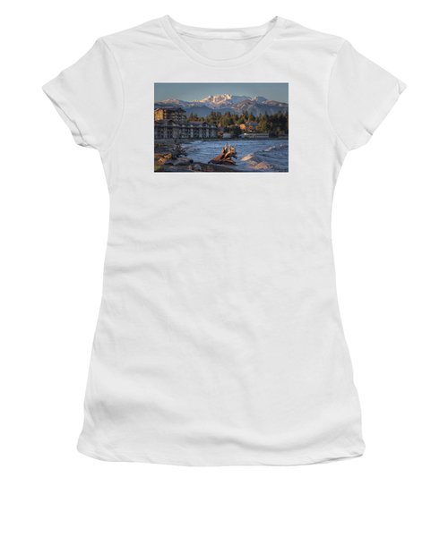 High Tide In The Bay Women's T-Shirt