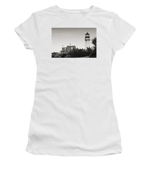 Highland Light At Cape Cod Women's T-Shirt (Athletic Fit)