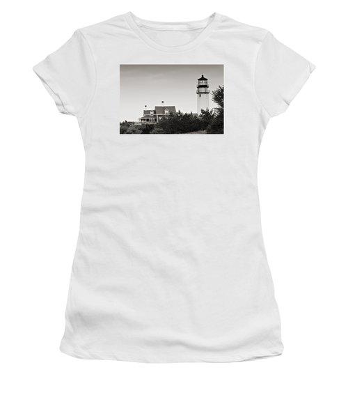 Highland Light At Cape Cod Women's T-Shirt