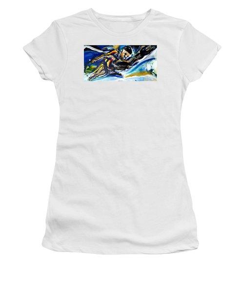Him Swim Women's T-Shirt