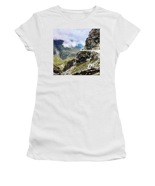 Himalayan Roads Are Good For Your Women's T-Shirt