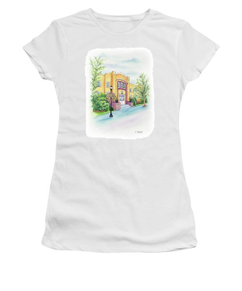 Historic Armory Women's T-Shirt