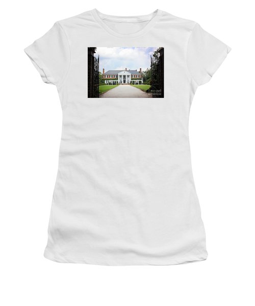 Home At Boone Hall Women's T-Shirt