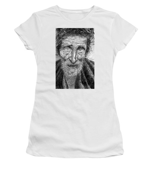 Homeless Mr. Craig Women's T-Shirt (Athletic Fit)