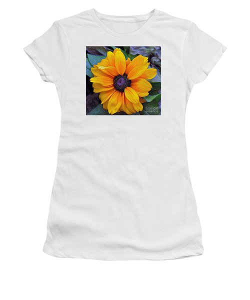 Women's T-Shirt (Junior Cut) featuring the photograph Hope by Gina Savage