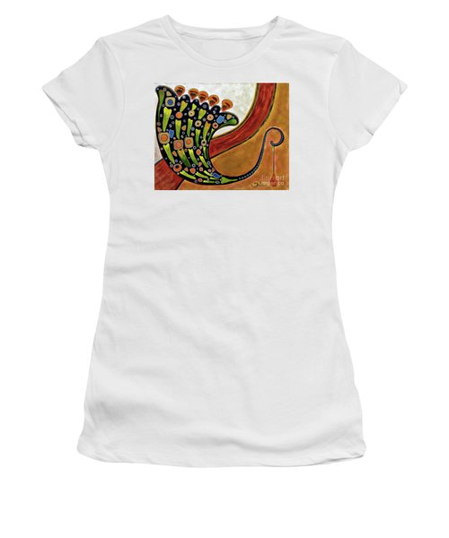 Horn Of Plenty Women's T-Shirt