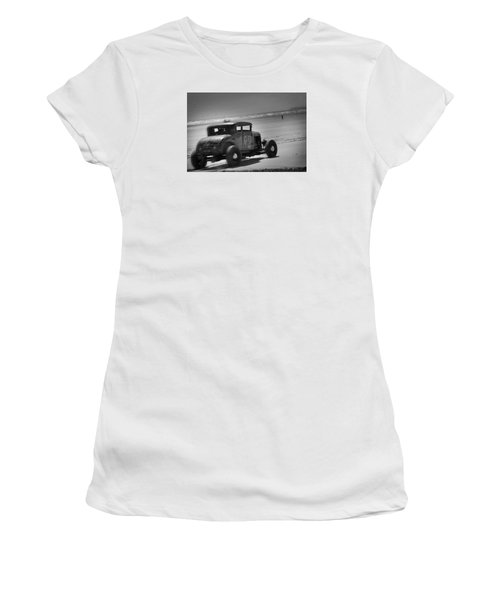 Hot Rods At Pendine 12 Women's T-Shirt