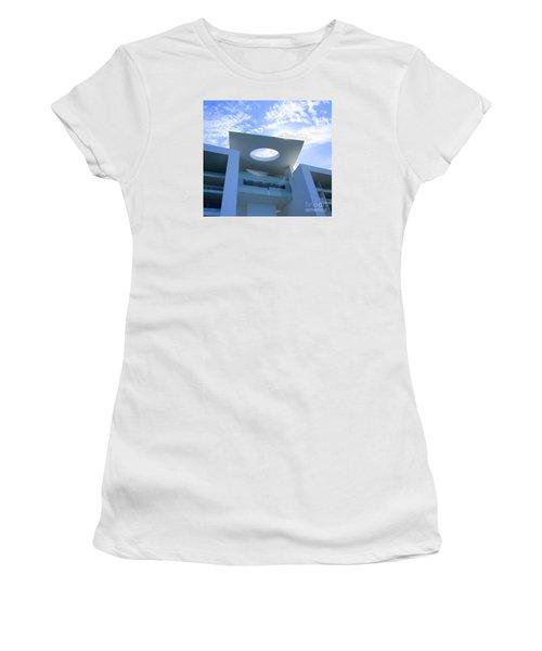 Hotel Encanto 7 Women's T-Shirt (Junior Cut) by Randall Weidner