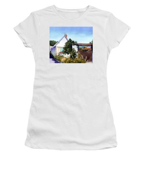 House At Giverny Women's T-Shirt