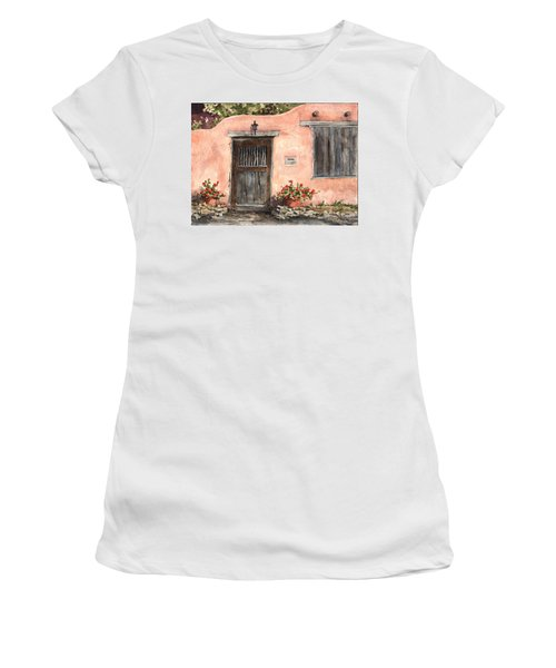 House On Delgado Street Women's T-Shirt (Athletic Fit)