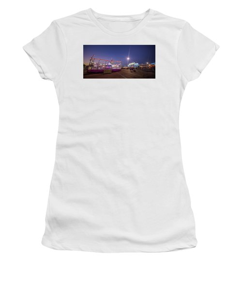 Houston Texas Live Stock Show And Rodeo #12 Women's T-Shirt (Athletic Fit)