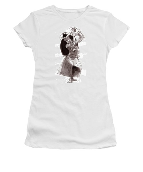 Hula Dancer Alika Women's T-Shirt
