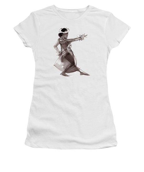 Hula Dancer Keala Women's T-Shirt