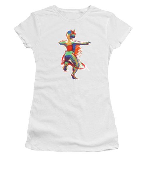 Hula Wahine Ikaika Women's T-Shirt