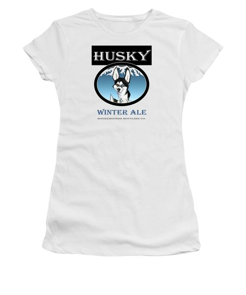 Husky Winter Ale Women's T-Shirt