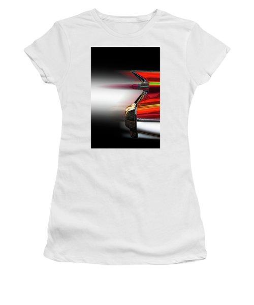 Hydra-matic Women's T-Shirt (Junior Cut) by Jeffrey Jensen