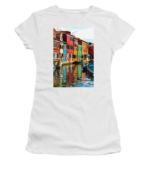 I Dream In Color Women's T-Shirt