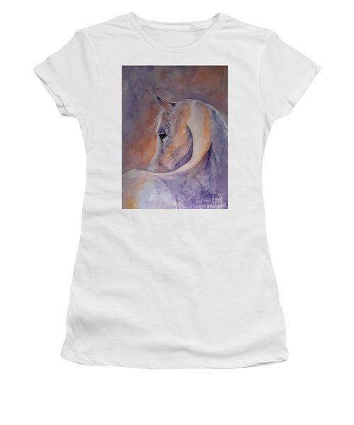 I Hear You - Painting Women's T-Shirt (Athletic Fit)