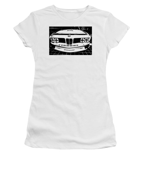Women's T-Shirt (Athletic Fit) featuring the photograph I M S A  G T O by John Schneider