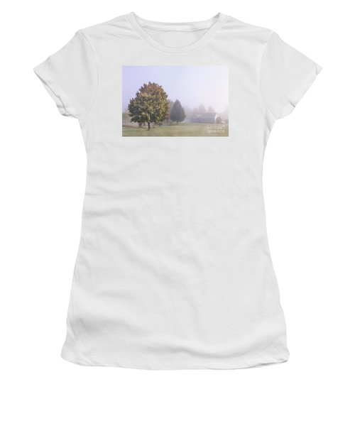 I Scent The Morning Air Women's T-Shirt