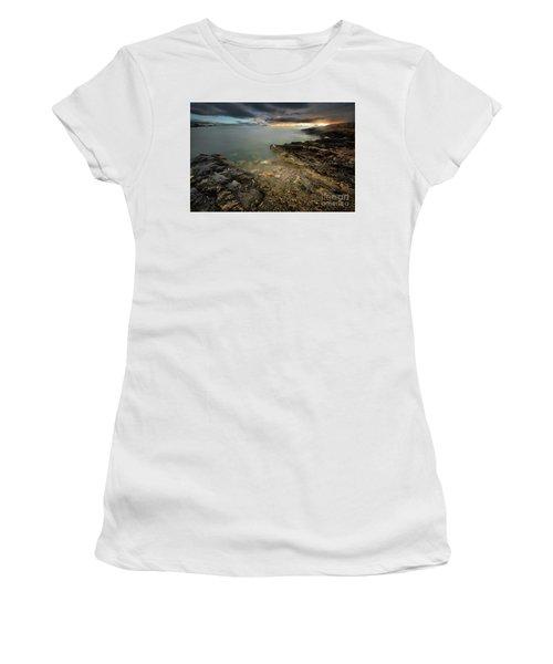 Ibiza Summer Mix 7.0 Women's T-Shirt (Junior Cut) by Yhun Suarez
