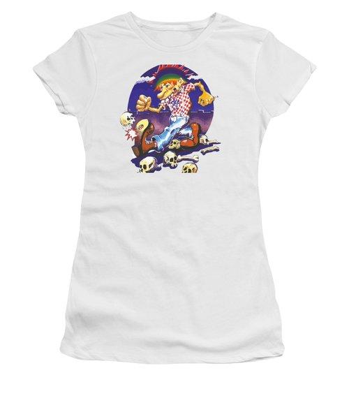 Ice Cream Kid Ska Women's T-Shirt