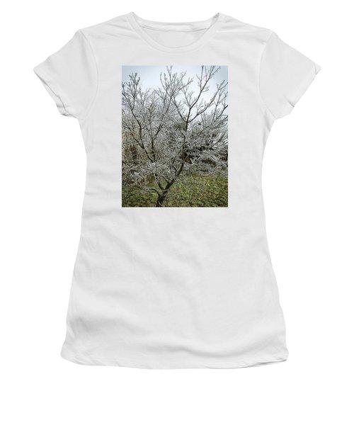 Ice Storm Women's T-Shirt