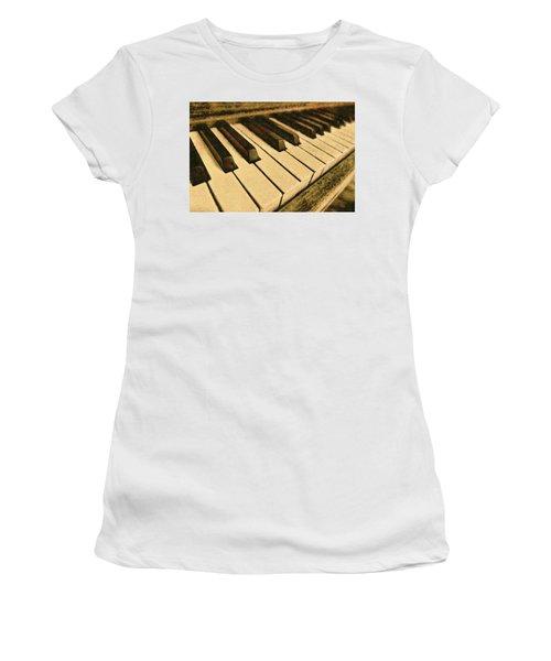 If Monet Played Women's T-Shirt