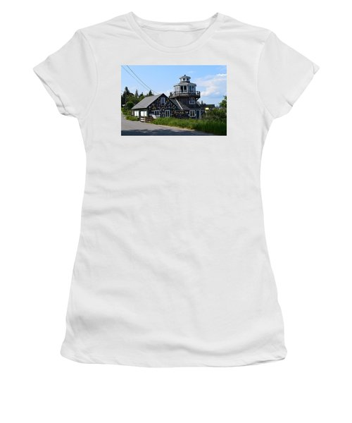 Images Of Maine 4 Women's T-Shirt (Athletic Fit)