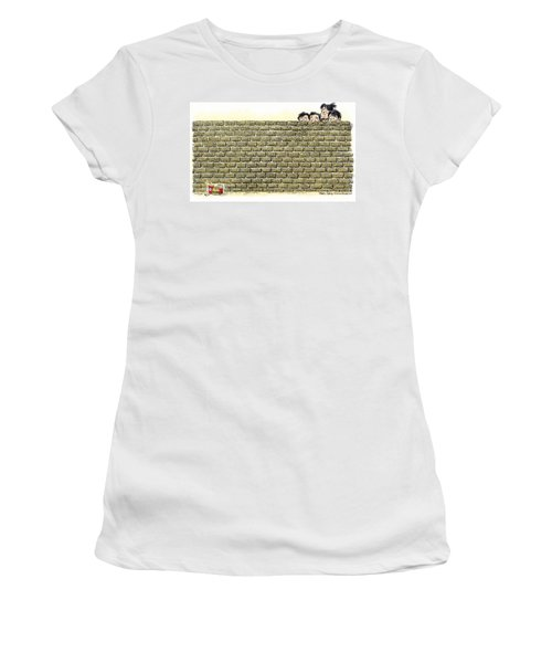 Immigrant Kids At The Border Women's T-Shirt