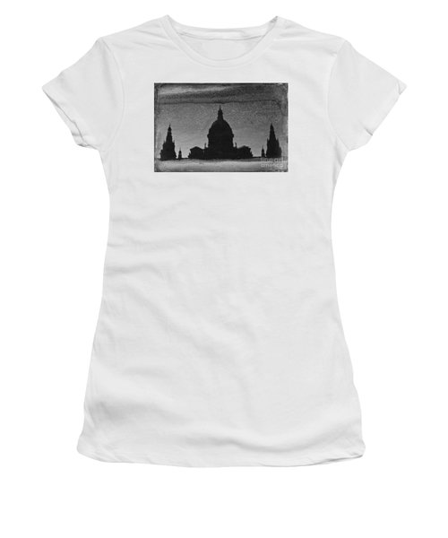 In A Puddle Women's T-Shirt