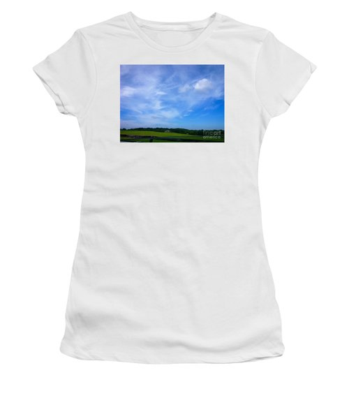 In Full View Frederick County Maryland Women's T-Shirt