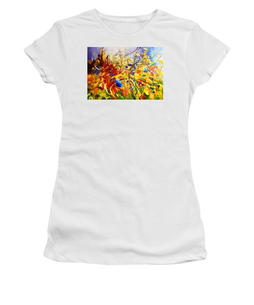 In The Meadow Women's T-Shirt (Athletic Fit)