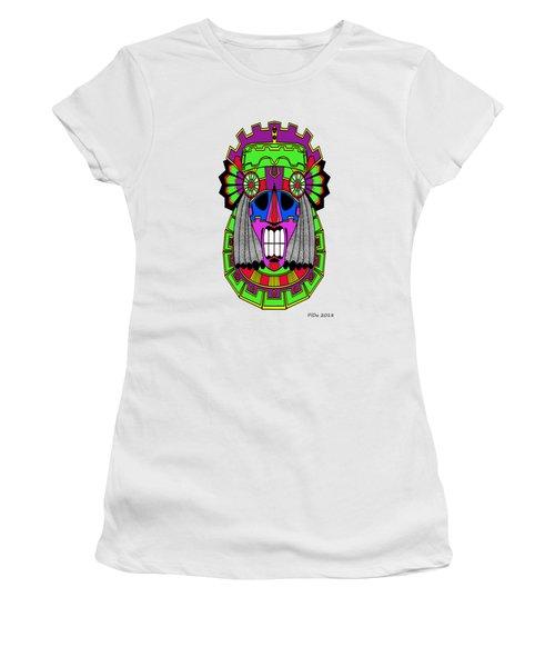 Indian Mask Women's T-Shirt