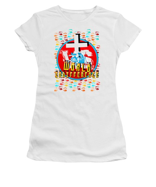 Indifference Women's T-Shirt