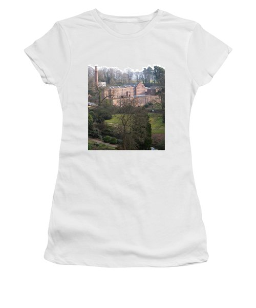 Industrial Heritage Women's T-Shirt (Athletic Fit)