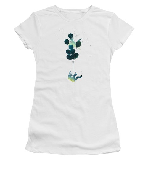 Infaltion Theory Women's T-Shirt