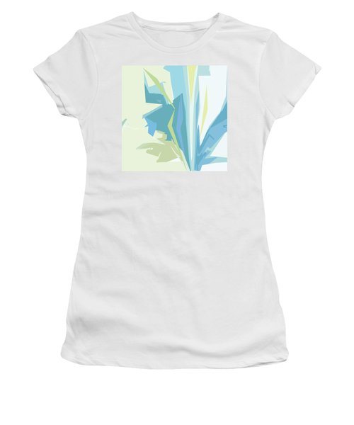 Inflorescence Women's T-Shirt (Athletic Fit)