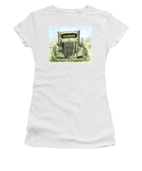 Inktober 2017 No 3 Clr Women's T-Shirt