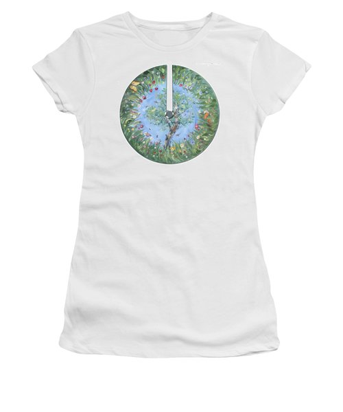 Insects Women's T-Shirt (Athletic Fit)