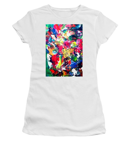 Inside My Mind 3 Women's T-Shirt (Athletic Fit)