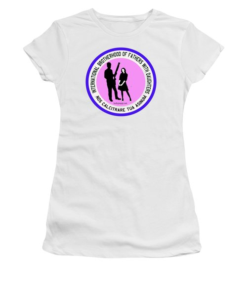 International Brotherhood Of Fathers With Daughters Women's T-Shirt